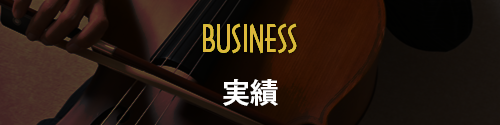 ビジネス 実績